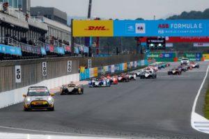 Da Costa domina Gara 1 del Valencia E-Prix di Formula E fino al penultimo giro