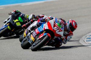 MotoE: Granado e Aegerter sono i più veloci ed Ego Corsa batte i record nei test di Jerez