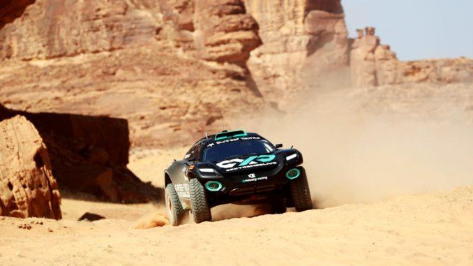 Rosberg X Racing, primo vincitore in Extreme E