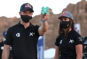 Team X44 con Sébastien Loeb e Cristina Gutiérrez, miglior tempo in Extreme E