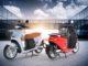 Lo scooter elettrico Horwin EK3