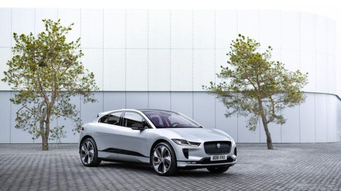 nuova Jaguar I-Pace Black