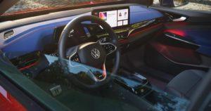 Il modello sportivo top di gamma, la Volkswagen ID.4 GTX