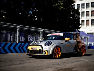 Mini Safety Car Roma E-Prix