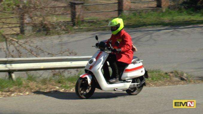 Scooter elettrico Niu