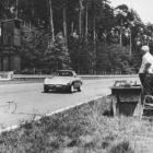 Hockenheimring, 17./18 Mai 1971. Georg von Opel im Opel Elektro GT