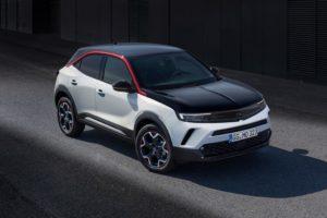 Sistemi di assistenza alla guida, infotainment e comfort di Nuovo Opel Mokka