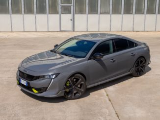 Nuova 508 Peugeot Sport Engineered in venti concessionarie italiane
