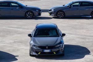 Nuova 508 Peugeot Sport Engineered in venti concessionarie italiane