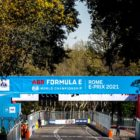 Formula R branding and start lights
