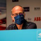 Christian Silk, Team Principal, NIO 333, in the Press Conference