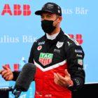 Andre Lotterer (DEU), Tag Heuer Porsche, is interviewed after Qualifying