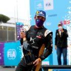 Jean-Eric Vergne (FRA), DS Techeetah, DS E-Tense FE21 celebrates winning