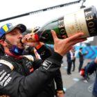 Jean-Eric Vergne (FRA), DS Techeetah, DS E-Tense FE21 celebrates winner