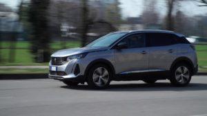 La massima tecnologia ibrida sul nuovo Peugeot 3008 Hybrid plug-in
