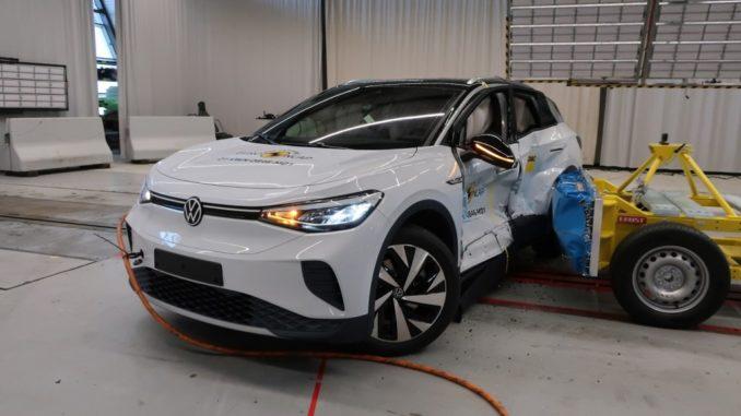 Skoda Enyaq e Volkswagen ID.4 ottengono il punteggio di cinque stelle da Euro NCAP