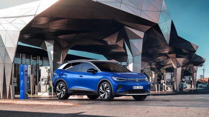 Il SUV elettrico Volkswagen ID.4 è il World Car of the Year 2021