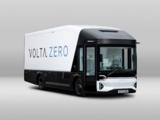 Verrà fabbricato in Spagna il camion elettrico Volta Zero?