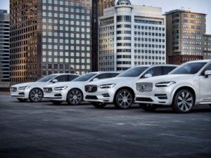 Successo delle ibride Volvo nel settore del noleggio a lungo termine