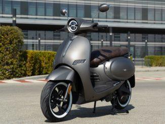 Nuovo scooter elettrico Wayel W3
