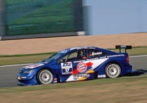 Timo Scheider ospite al via della ADAC Opel e-Rally Cup