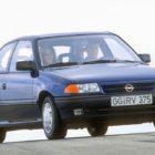 Opel Astra GL 1.6i Dreitürer (1991)