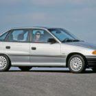 Opel Astra Stufenheck (1992-94)