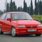 1991 Opel Astra GSi 16V