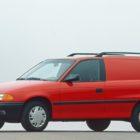 Opel Astra Lieferwagen, 1992