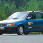 Opel Astra Caravan Impuls 3 (1993)