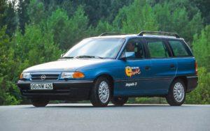 Storia. 30 anni fa con l'anteprima iniziava l'enorme successo della Opel Astra F