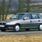 Opel Astra F Fünftürer (1994-98)