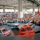 IAA 1991, Opel-Stand