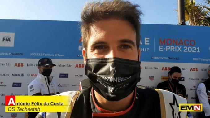 Le interviste dopo gara del Monaco E-Prix di Formula E