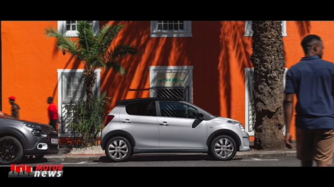 Sintesi delle news Citroën del mese di aprile del 2021