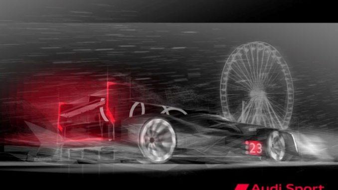 Audi svela il concept del nuovo prototipo per il ritorno a Le Mans
