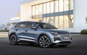 Aperte le ordinazioni di Audi Q4 e-tron