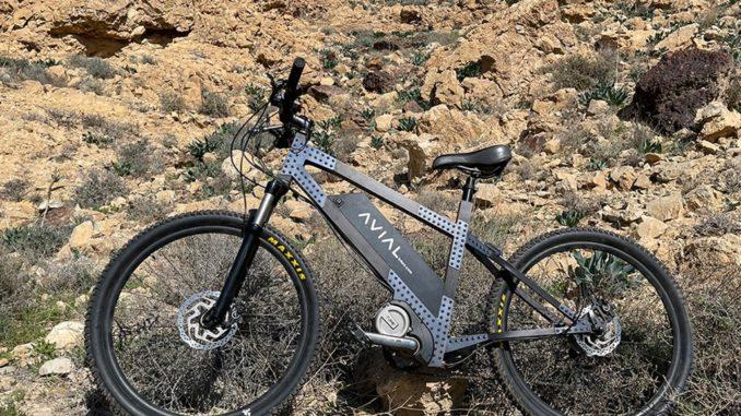 Nuovo telaio non saldato per l'e-bike Avial Commuter