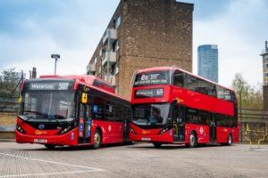 Consegnato da BYD ADL il 500esimo autobus elettrico per Go-Ahead London