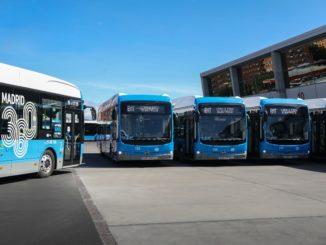 Nuovi 30 BYD eBus consegnati in Spagna
