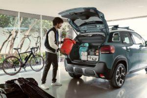 Nuovo SUV Citroën C3 Aircross è un punto di riferimento per abitabilità e modularità