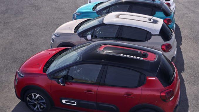 Citroën C3 di terza generazione raggiunge il milione di unità prodotte
