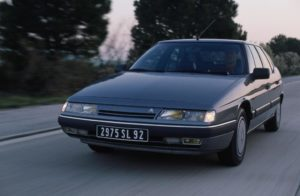 Storia. Citroën XM