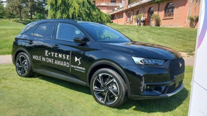 DS Automobiles nel mondo del golf. Main sponsor del Ladies Italian Open
