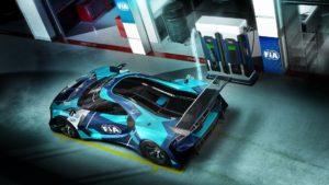 Discovery e FIA per promuovere l'Electric GT Championship