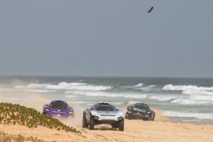 Extreme E. Rosberg X Racing ha vinto l'Ocean X Prix