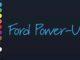 Aggiornamenti del software Ford con Ford Power-Up