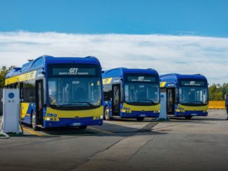 GTT ha firmato con BYD la più grande commessa di autobus elettrici a Torino