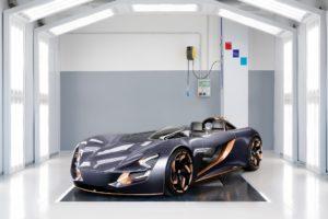 Nuovo concept vehicle Misano, progettato da IED in collaborazione con Suzuki