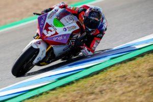 MotoE. Granado segna la prima pole della stagione a Jerez